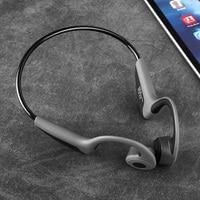 S.Wear Z8 Wireless Headphones Bone Conduction Earphone Sports Headset Sweat Resistant Bluetooth 5.0 New Tech DropShip from US
