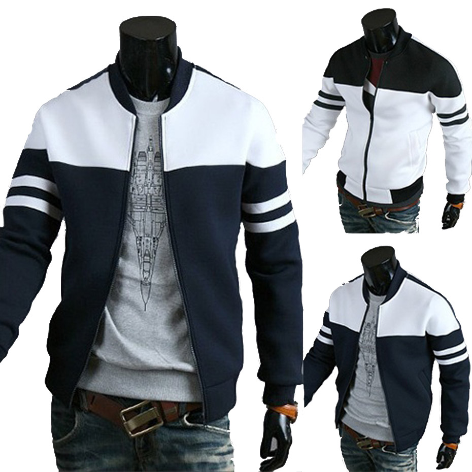 Jacket Men Chicago Cubs College Jacket Sportswear