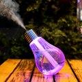 400 мл USB Ультразвуковой увлажнитель для дома и офиса мини аромадиффузор светодиодный ночник ароматерапия тумана креативная бутылочная колб...