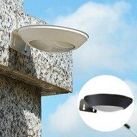 Waterproof Body Induction LED Wall Light Human Sensor Solar Lights IP65 Indoor Outdoor Bright Lighting For