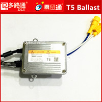 2X 55W T5 DLT Ballast AC Ignition Blocks Xenon Hid Ballast Fast Bright For F2 DLT