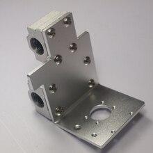 Horizon Elephant 3D printer Reprap Prusa i3 X axis printing head X All-Metal exturder carriage 45mm hole distance Fits direct/bo