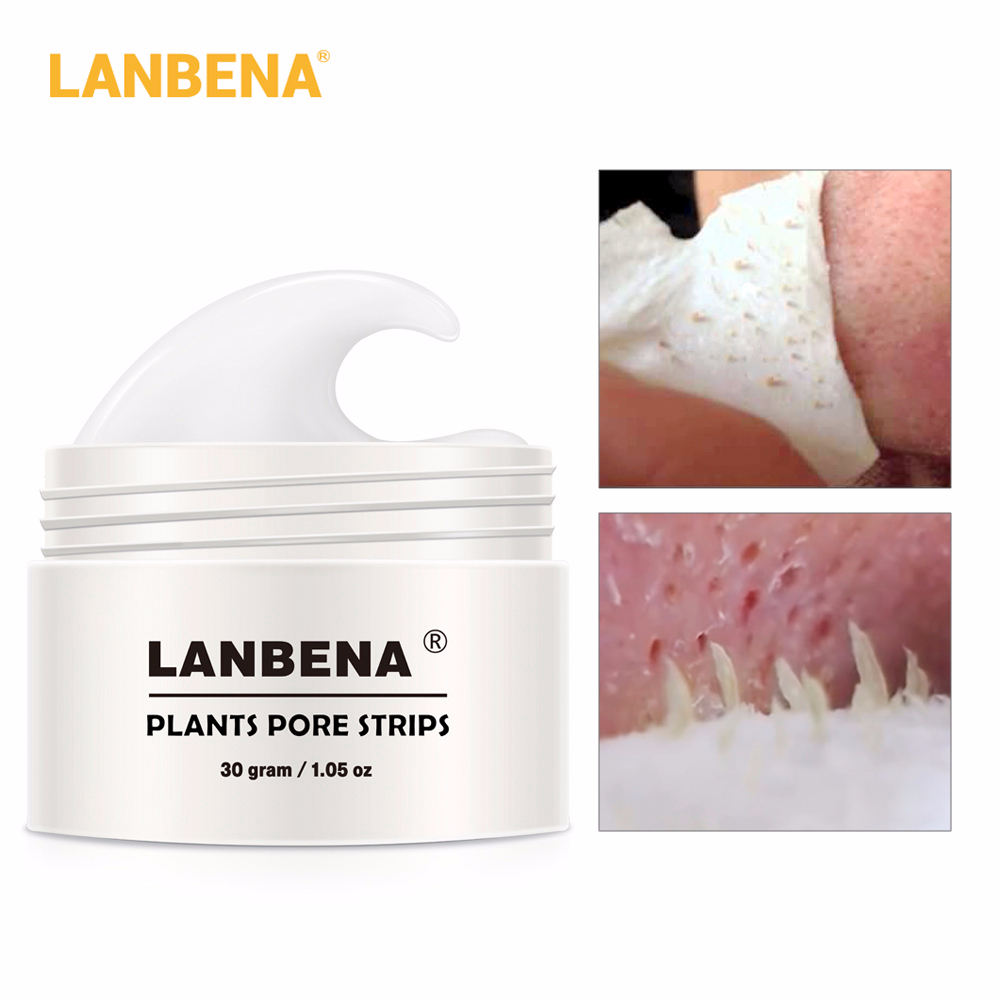 shop Lanbena Black Head Remover Strips with crypto, pay with bitcoin
