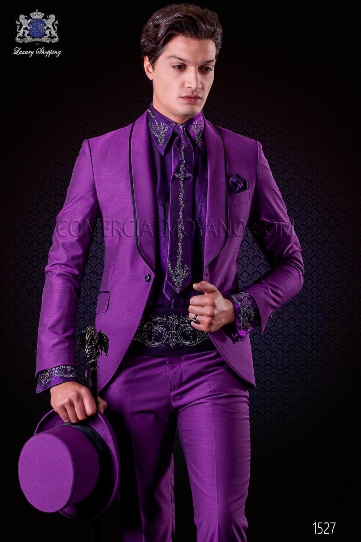 Perfect Purple Prom Suits Illustration - Wedding Dress Ideas ...