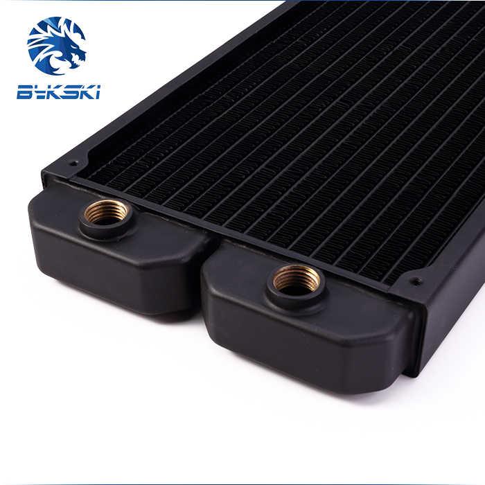 Bykski B-RD420-TN 42cm 420mm 3x14 cm radiador de cobre refrigeración de agua líquida