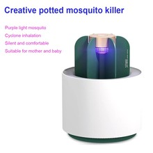 Original New Xiaomi MI Mijia Ecological Brand Mosquito Killer Lamp Portable Cactus USB Electric Repellent Insect T