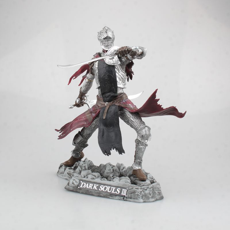GAME Dark Souls III Red Knight Character Statue PVC Figures Collectible Model Doll Toys