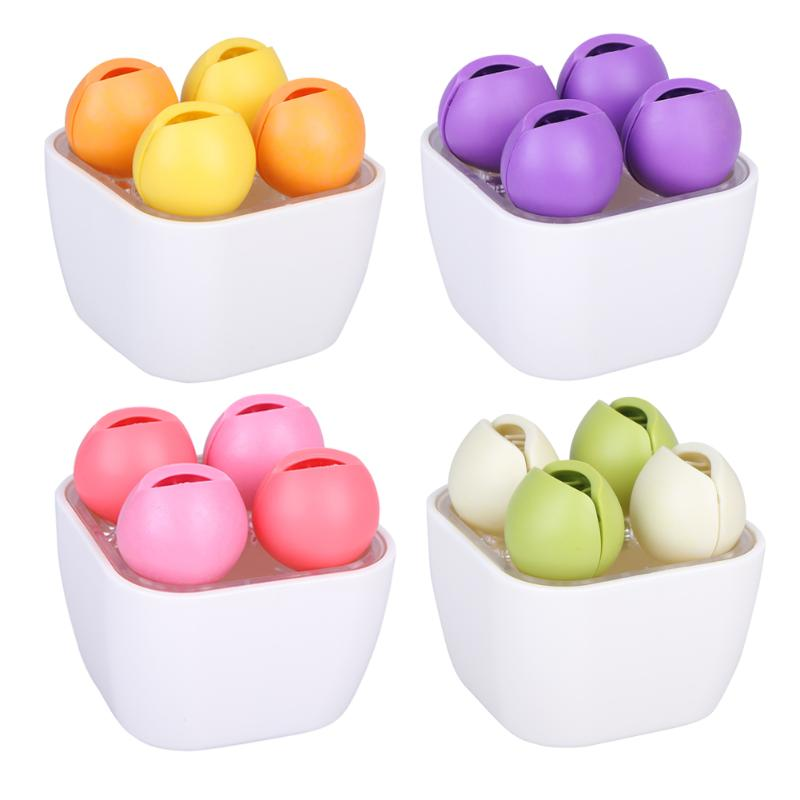 Multifunctional Silicone Desktop Organizer Makeup Storage Box Cosmetics Organizer with Cover Sundries Container