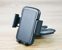 Portable Rotary Car CD Slot Dash GPS Tablet Mobile Phone Mount Stand Holders For Sony Xperia