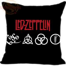 Led Zeppelin Rock Band Soft Pillowcase