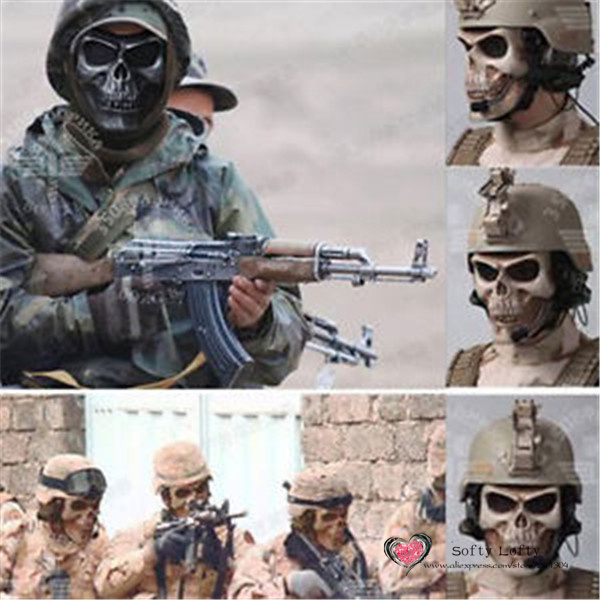 CS Soldiers Mask Protection 3 colors - 4