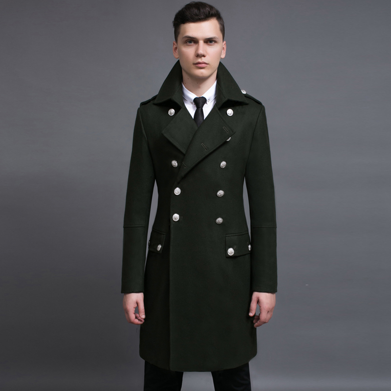 Compare Prices on Navy Pea Coat Men- Online Shopping/Buy Low Price