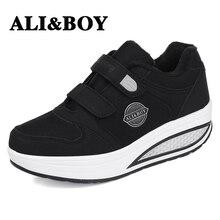 Sport compensées chaussures BOY