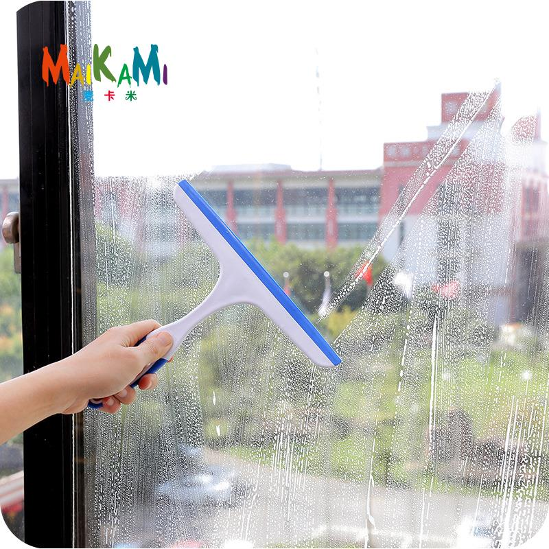 MAIKAMI 1PC Magic Cleaning Brush Washing Car Window Brusher Multifunctional Convenient Glass Cleaner Cleaning Tool Random Color