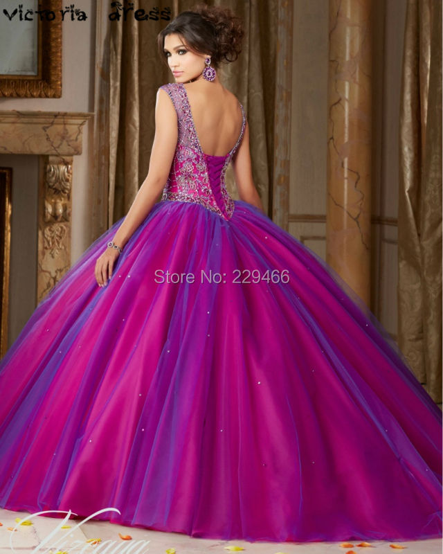 Vestido-De-15-Anos-Debutante-Gowns-Puffy-Ball-Gown-Quinceanera-Dresses-Sweet-16-Dresses-Cinderella-Cheap (1)