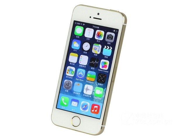 Original Apple iPhone 5S  Dual Core 16GB/32GB/64GB ROM 1GB RAM 8MP Camera IOS Touch ID Factory Unlocked Smartphone