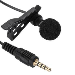 Image 2 - Andoer Mini micrófono portátil con cables para iPhone, iPad, ordenador y PC, manos libres, 3,5mm