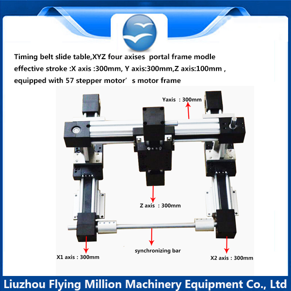 China Factory direct sale synchronous belt slide module Four axis gantry workbench mmf400s170u [west] genuine factory direct power diode module