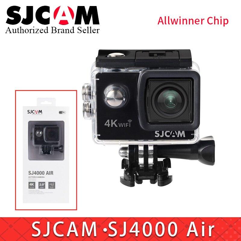 SJCAM SJ4000 AIR 4 K WiFi caméra d'action Full HD 30fps Sport DV 2.0