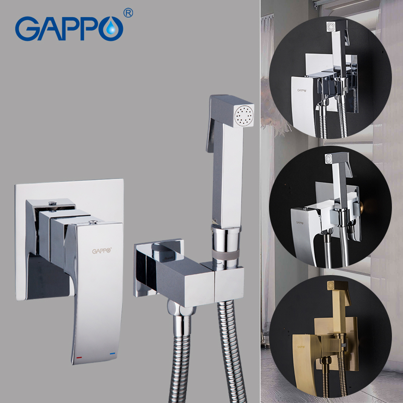 GAPPO Bidets Faucets anal shower cleaning bidet toilet sprayer wall mounted muslim shower bidet sprayer  cleaner shower enema   GAPPO Bidets Faucets anal shower cleaning bidet toilet sprayer wall mounted muslim shower bidet sprayer  cleaner shower enema