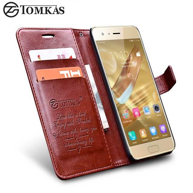 Huawei Honor 9 чехол tomkas старинный кожаный бумажник чехол для Huawei Honor 9 телефон сумка Обложка Флип Стиль с подставкой