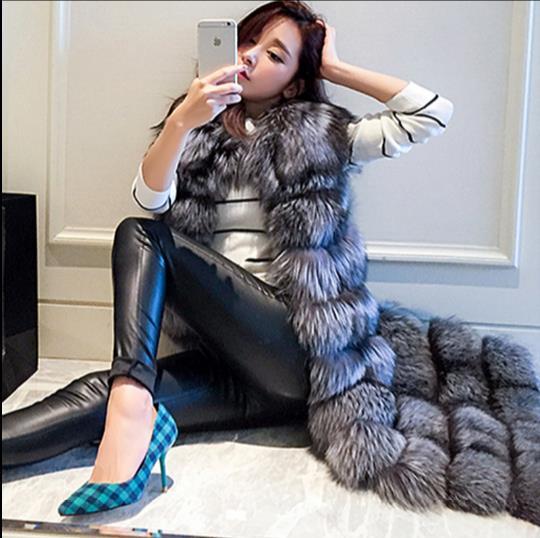 Femme Femmes Artificielle Taille Fausse Manteau En Gilets Moelleux D'hiver Grande Gilet Veste 2019 Fourrure Z53 Vestes Fluffy De wgRPWxC