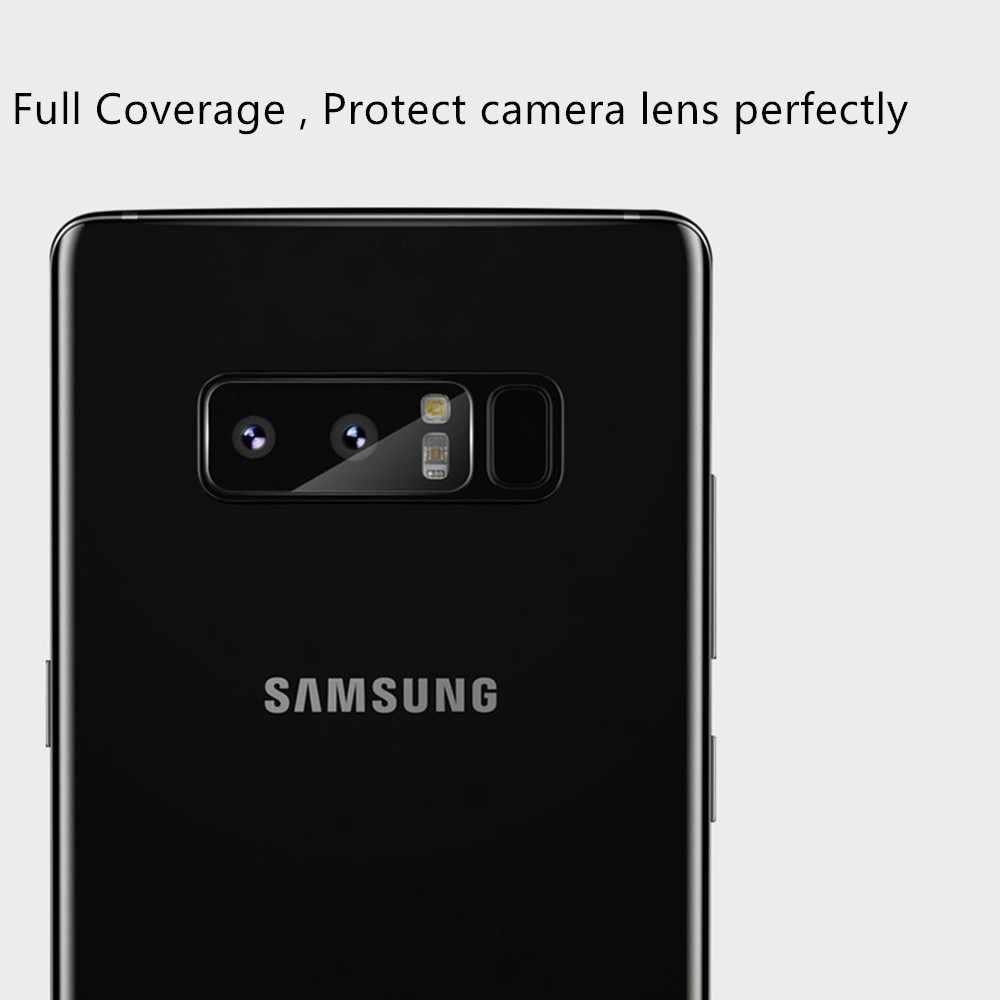 A50 حامي زجاج الكاميرا لسامسونج غالاكسي A8 A6 زائد A7 2018 طبقة رقيقة واقية من الكاميرا لسامسونج J4 J6 زائد J7 Prime 2018