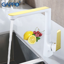 Gappo воды смесителя смеситель для кухни, мойки бронзовый кухня смеситель кран водопроводный кран латунный коснитесь 360 Поворот кухня краны G4080