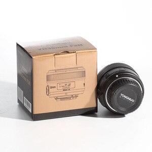 Image 5 - 永諾 YN35mm レンズ F2.0 AF/MF 固定焦点 F1.8 レンズ D800 D300 D700 D3200 D3300 D5100 d5200 dlsr カメラ