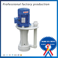 1HP Three Phase Acidproof Vertical Pump 0.75 KW Chemical pump Submerged pump