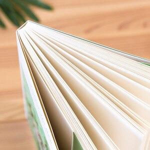 Image 5 - 1pcs 두꺼운 스케치 빈 종이 스케치북 그림책 손으로 그린 특수 예술 그림 종이 낙서 수채화 그림
