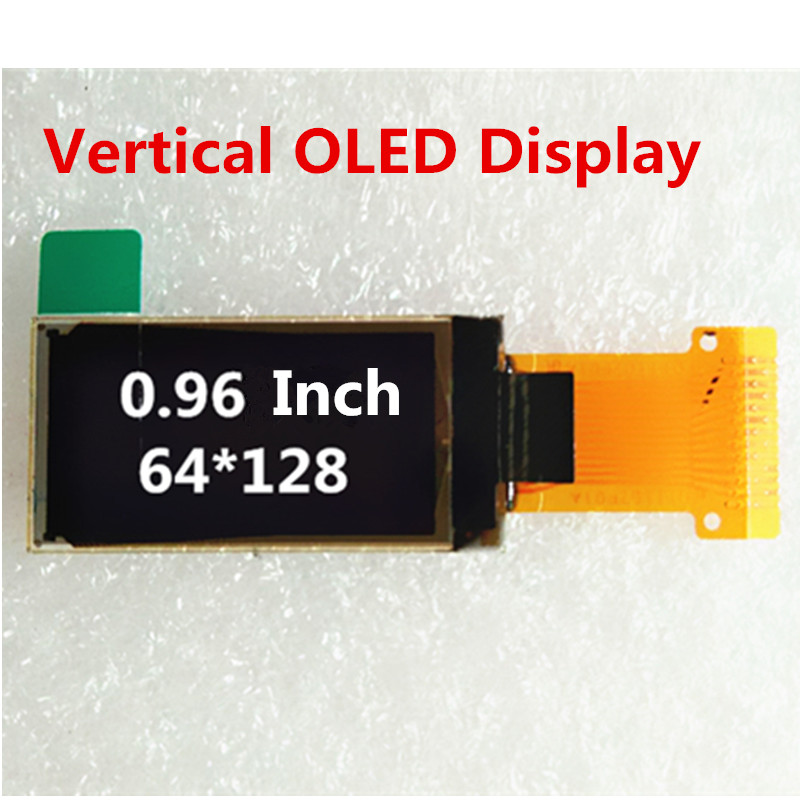 128 Vertikale Oled-display 13pin Iic Oled-bildschirm KöStlich 0,96 Inch64 Intelligente Elektronik