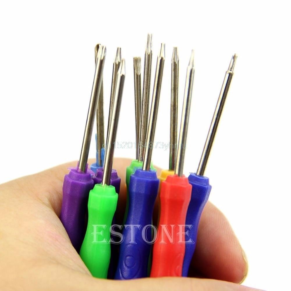Nejlepší sada 10 v 1 sada nástrojů pro opravu otevřené ruky pro - Sady nástrojů - Fotografie 4
