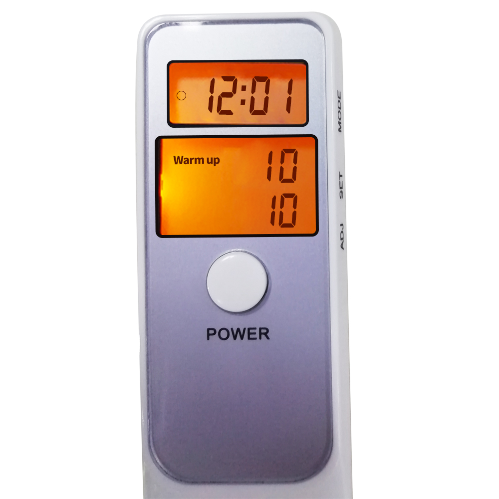 GREENWON Digital Alcohol Breathalyzer Tester 9