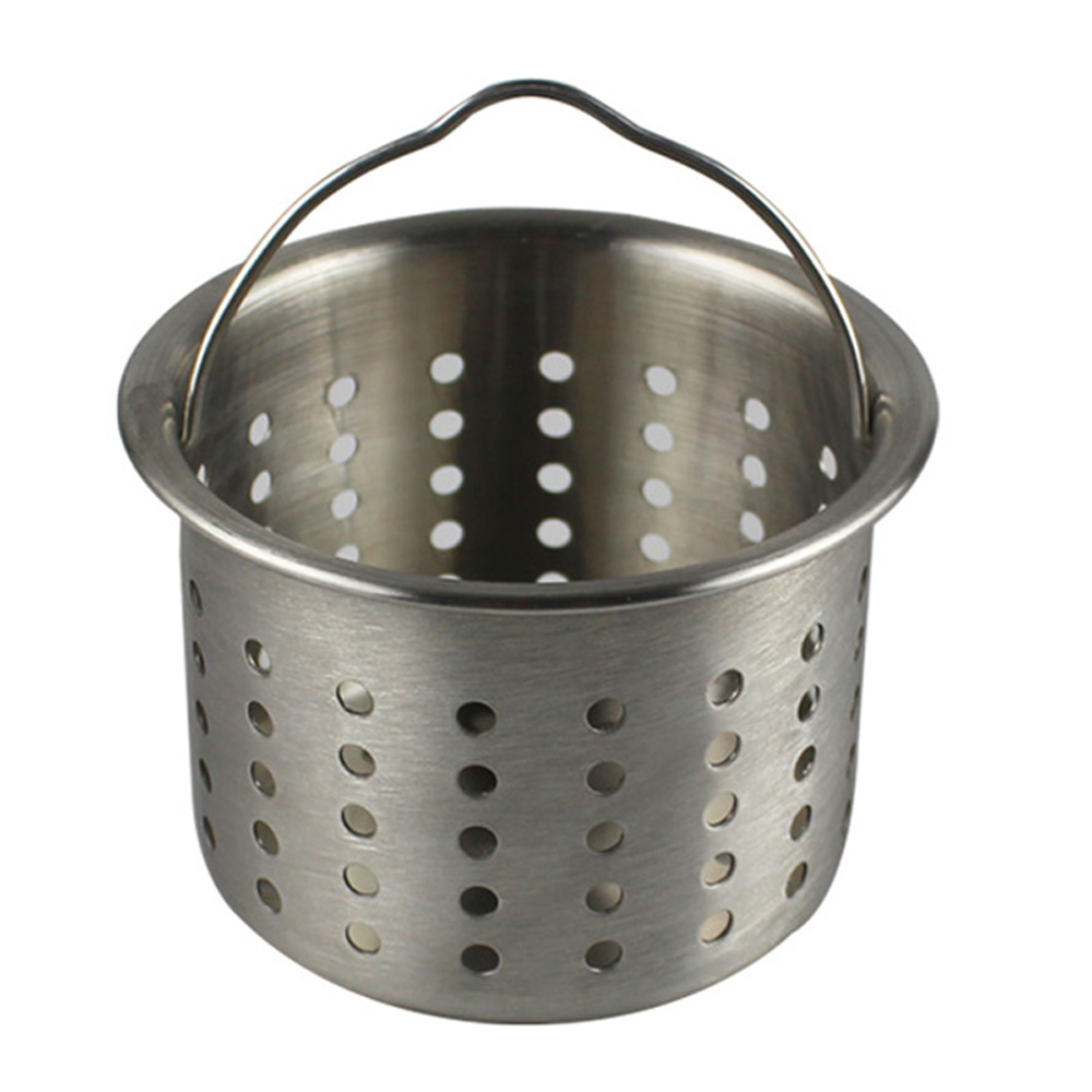 Talea 8.6cm Stainless Steel304 Kitchen Sink Strainer Waste Plug Drain Stopper Filter Basket Net Drain Garbage Stopper drain net