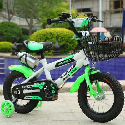 ¡Novedad de 2020! Bicicleta para niños, cochecito de bebé de 12 pulgadas de alto y bajo grado, bicicleta de montaña de 3 y 6 años NAN JIU, Sandalias planas de montaña, zapatillas de verano para mujer, suela de cuero cómoda, tejido cruzado, 8 colores, zapatos de mujer de Color sólido