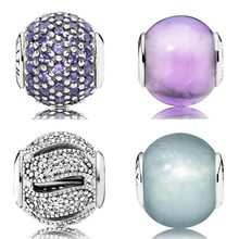 ad119272c Faith & Loyalty With Cubic Zirconia Bead Fit Pandora Essence COLLECTION  Bracelet Bangle 925 Sterling Silver