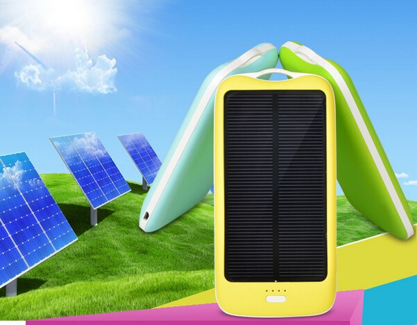 solar power bank 11000 mah 2