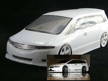 S059 1/10 1:10 PVC painted body shell for 1/10 RC hobby racing car 2pcs/lot free shipping