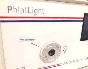 Image 4 - 内視鏡光源はストライカー/ウルフコネクタとストルツ/オリンパス/繊維ケーブル光源/fxx