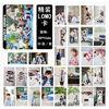 KPOP BTS Merchandise WINGS Bangtan Boys Album LOMO Cards K POP Fashion Self Made Paper