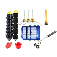 Accessory Filter Kit For Irobot Roomba 600 Series 585,595,610,620,630,650,660,680 Vacuum Cleaner Replacement Part