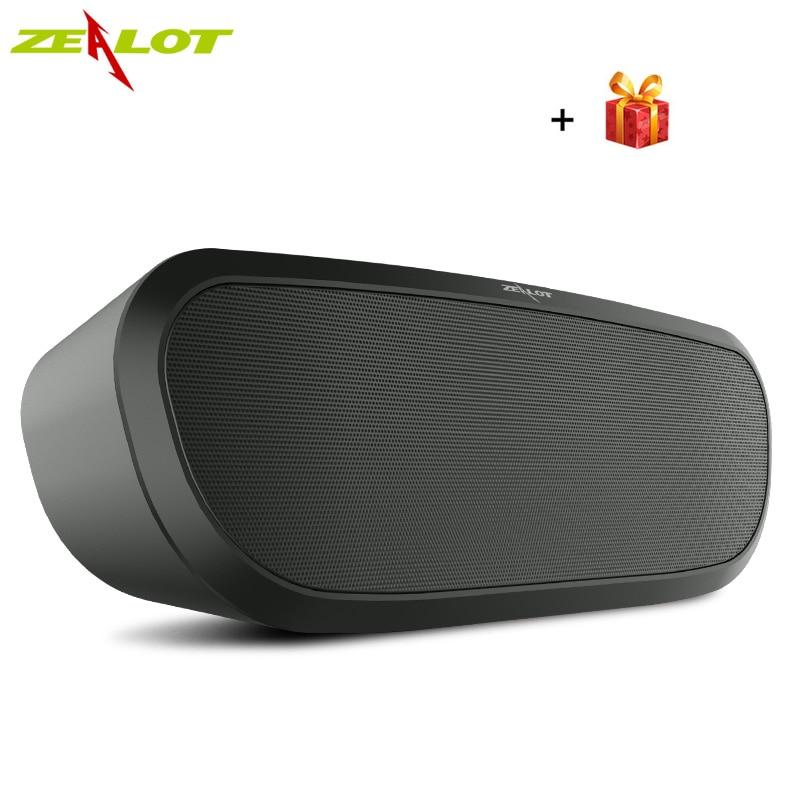 Zealot S9 Prijenosni zvučnik Bežični BluetoothStereo Hifi - Prijenosni audio i video - Foto 2