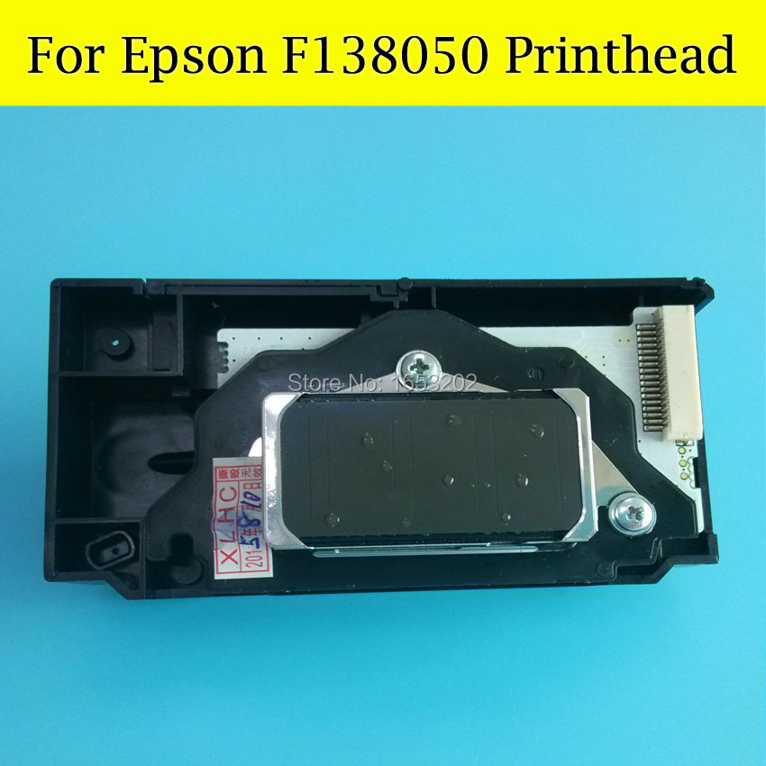 F138050 F138040 7 Color Print Head Printhead For EPSON 7600 9600 R2100 R2200 2100 2200 Sprinkler Printer Head 1pcs package capping station for epson 7600 9600 solvent based ink printer