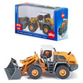 Free Shipping/Siku 1:50 Scale/Diecast Toy Car Model/Liebherr L580 2plus2 Bulldozer/Educational/Collection/For Festival gift