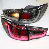 For KIA Sportage R LED Tail Lamp 2011 year smoke