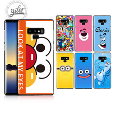 For Samsung Galaxy Note 9 case Smile for Case 8 A50 A530 cover A7 2018 A8 Cover