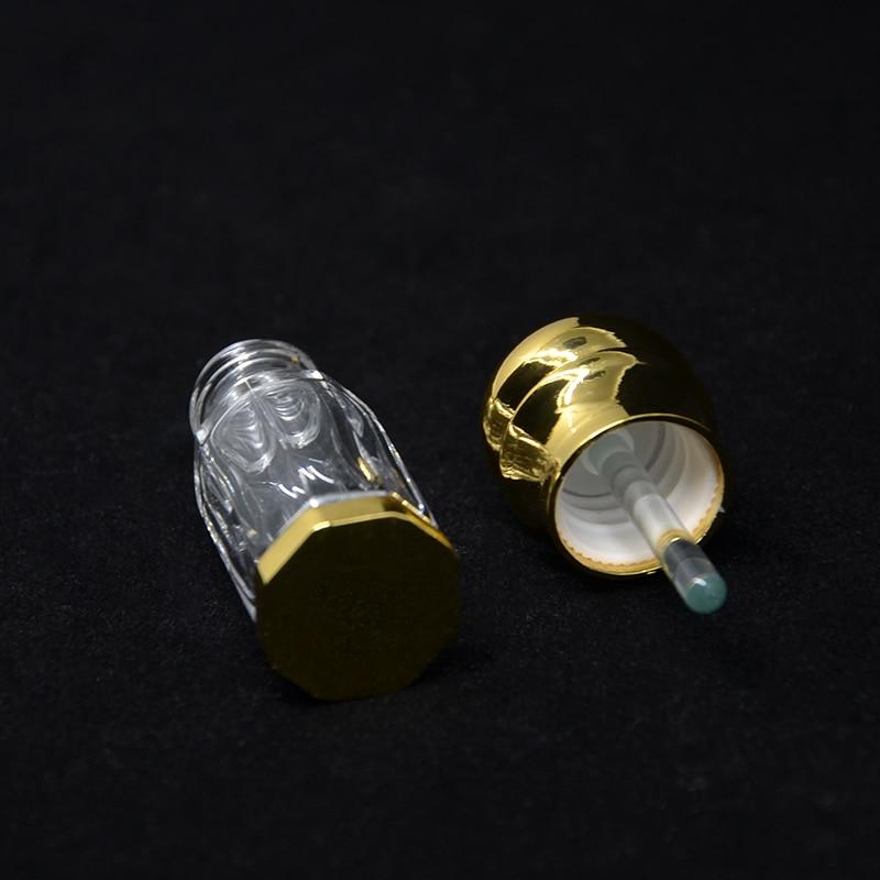 3 ml (1 stuks / partij) Goud En Bronskleur 3 CC Mini Legering Fles - Huidverzorgingstools - Foto 5