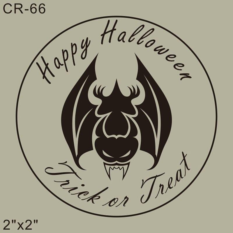 Livraison Gratuite Heureux Halloween Timbre 2