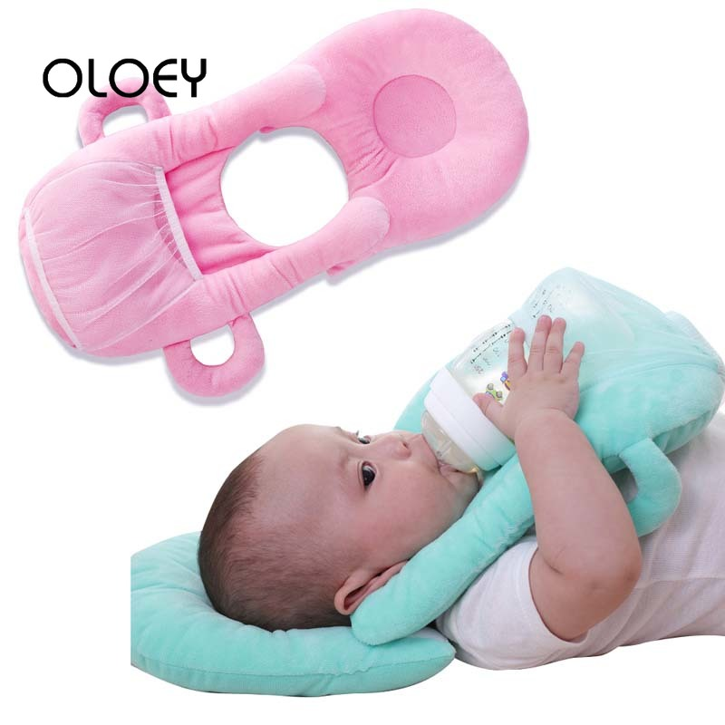 OLOEY Hot Infant Learning Nursing Pillow Cushion Free Hand Bottle Holder Cotton Baby Milk Bottle Feeding Cup Baby Bottle RackOLOEY Hot Infant Learning Nursing Pillow Cushion Free Hand Bottle Holder Cotton Baby Milk Bottle Feeding Cup Baby Bottle Rack